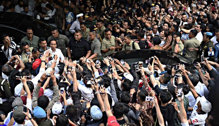 Kemenangan Jokowi Adalah Kemenangan Rakyat - Warta Ekonomi