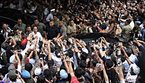 Foto Jokowi Akan Pidato 'Visi Indonesia' di Sentul 14 Juli