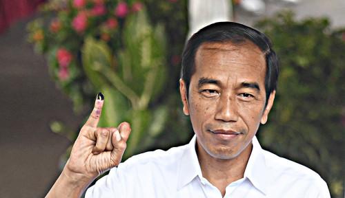 Foto Jokowi Dikasih Ucapan Selamat dari Presiden Argentina