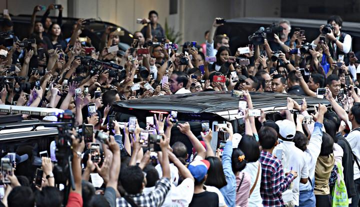 Jokowi: Mari Kita Bersatu Kembali - Warta Ekonomi