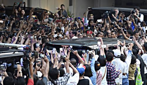 Foto Kubu Jokowi dan Prabowo Tidak Berhak Saling Klaim Menang
