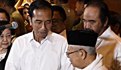 Foto Ngeri, Jokowi Balas Pernyataan Tim Hukum Prabowo