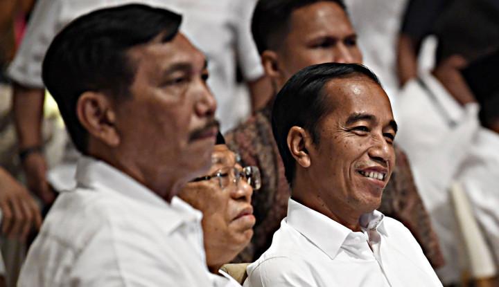 Ssst... Yuk Mengintip Bocoran Kabinet Jokowi - Warta Ekonomi
