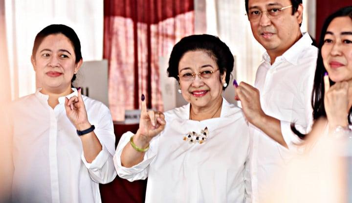 Anak Megawati Digadang-gadang Jadi Ketua DPR Pengganti Bamsoet - Warta Ekonomi