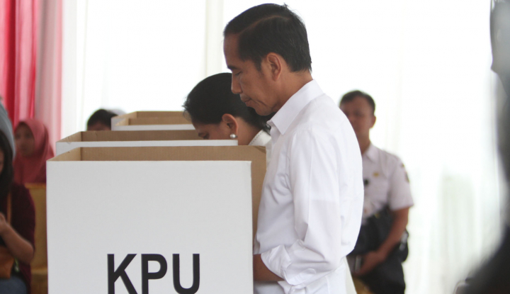 Jokowi Minta Pendukungnya Sabar Menunggu Hasil Resmi KPU - Warta Ekonomi