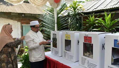 Foto Di Pemilu 2019, PKS Bidik Jadi Partai Papan Atas