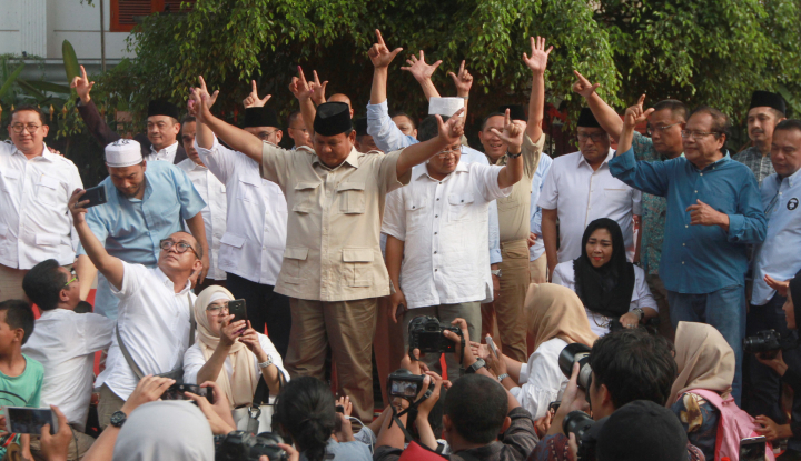 Ancaman Eggi Sudjana Bakal Terjadi Jika Jokowi Menang? - Warta Ekonomi