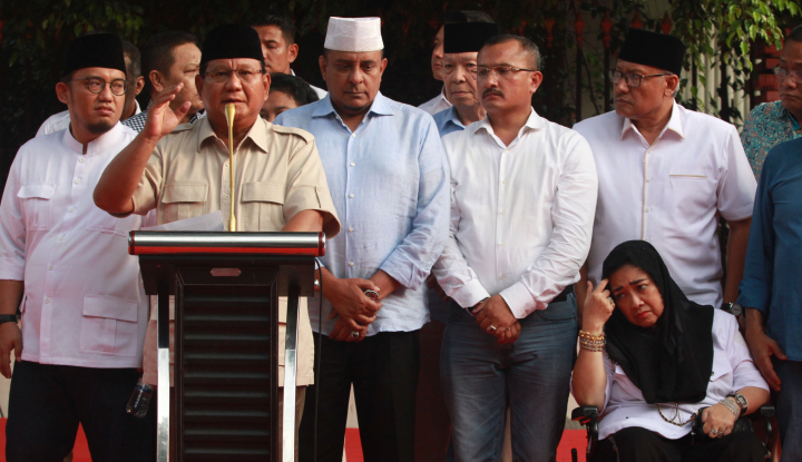 Saya Masih Yakin Prabowo Menang - Warta Ekonomi