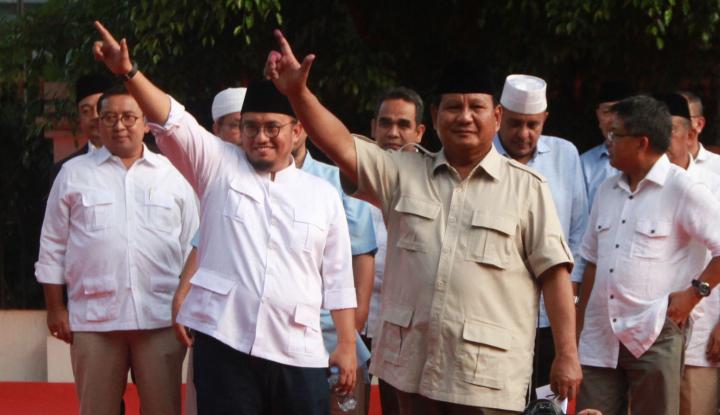 Tim Jokowi Pede Bisa Kalahkan Kubu Prabowo di MK - Warta Ekonomi