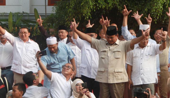 Tim Jokowi: Saya Percaya Prabowo Negarawan