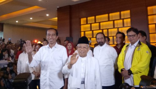 Asing Borong Saham Rp1,19 T karena Jokowi?
