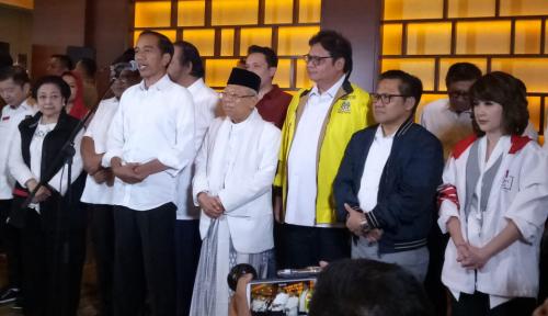Foto Gara-Gara Pemilu Serentak, Parpol Pendukung Jokowi Merugi