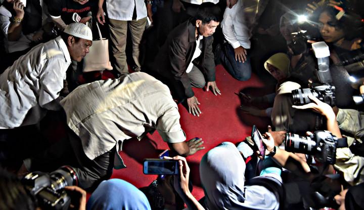 Prabowo Klaim Menang 62%, TKN: Sudah Biasa - Warta Ekonomi
