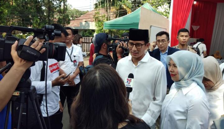 Sandi Bisa Balik ke Prabowo, Gerindra Ogah Ngarep! - Warta Ekonomi