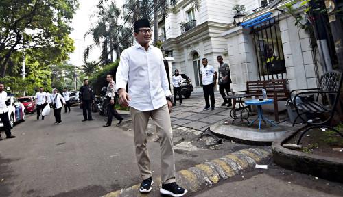 Foto Dilamar PKB, PAN dan Gerindra, Ternyata Ini Pilihan Sandiaga