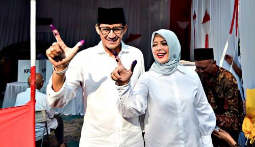 Foto Istri Bang Sandi Ogah Nyalon di Tangsel, Gerindra...?