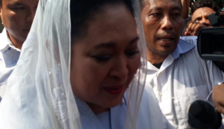 Titiek Soeharto: Harusnya Polisi Malu yang Mereka Hadapi Emak-emak - Warta Ekonomi