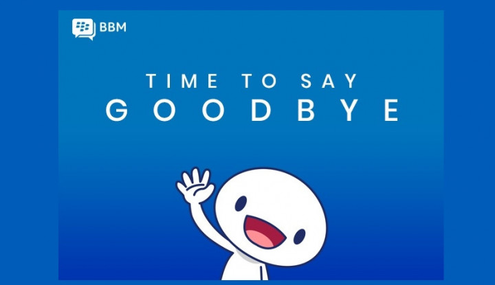 Say Goodbye to BlackBerry Messenger!