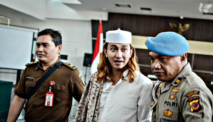 Akui demi Sang Istri, Habib Habar Siap Dihukum Seberat-beratnya