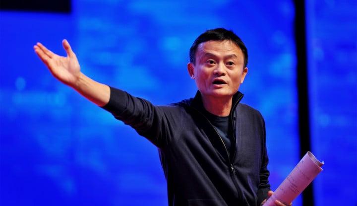 Foto Berita Lama Tak Terdengar, Tiba-tiba Jack Ma Mau Kasih Perusahaannya ke China?