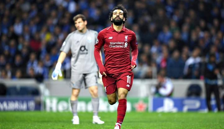 Salah Siap Antarkan Liverpool Juara, Asal…… - Warta Ekonomi