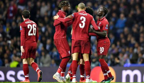 Foto Liverpool Akan Hadapi Barcelona di Semifinal Liga Champions