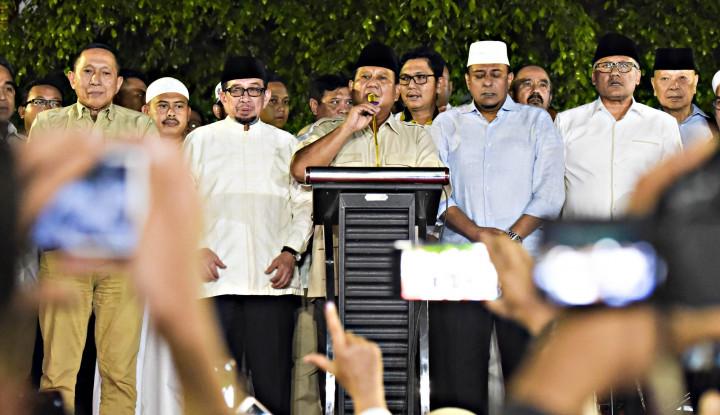 Soal Imbauan SBY, Demokrat Benar Angkat Kaki dari BPN? - Warta Ekonomi
