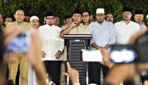 Foto Soal Imbauan SBY, Demokrat Benar Angkat Kaki dari BPN?