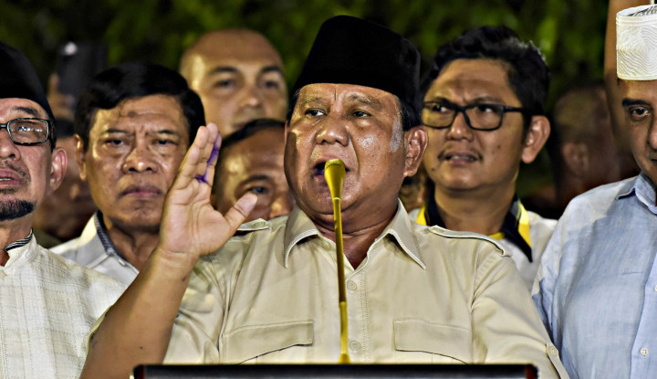 Pedasnya Ucapan Hehamahua: Prabowo Ngaku Kalah dan Dapat Kursi Menteri Sama Saja Pelacur - Warta Ekonomi