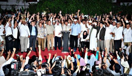 Foto Hendropriyono Bilang Aksi 22 Mei Ditunggangi Pejabat dan Para Pecatan Menteri