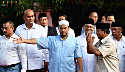 Foto Bachtiar Nasir Jadi Tersangka, Kubu Prabowo Jangan Panas-panasin Dong!