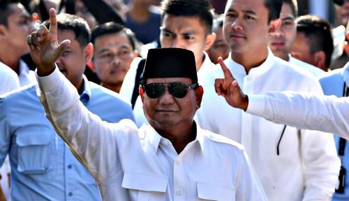 Foto Jelang Pertemuan Prabowo-Jokowi, BPN Tolak Rekonsiliasi