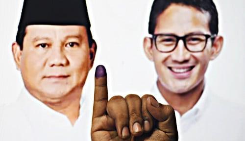 Foto Bukan Cuma Emiten Milik Bang Sandi, di Kubu Prabowo Juga Ada. . .
