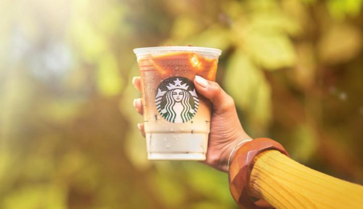 Intip Persaingan Starbucks dan Luckin di China, Siapa yang Unggul? - Warta Ekonomi