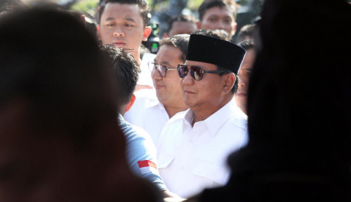 Foto Loh, Ketua DPR Apresiasi Prabowo