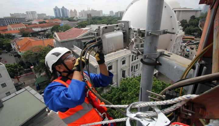 XL Axiata Perluas Jaringan di Kalimantan - Warta Ekonomi