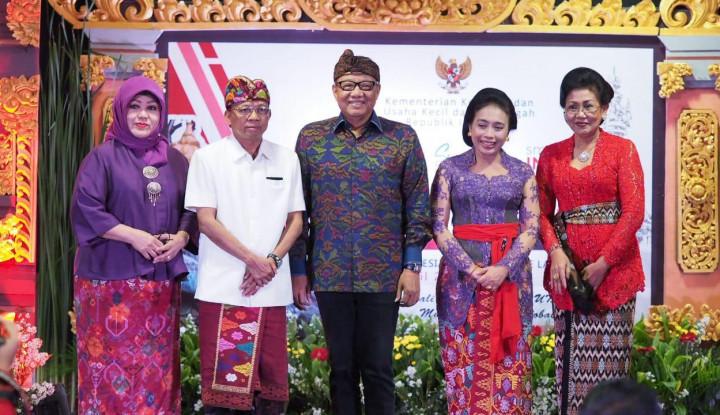 Promosikan UMKM Unggulan Bali, Smesco Gelar 'Bali Smesco Festival' - Warta Ekonomi