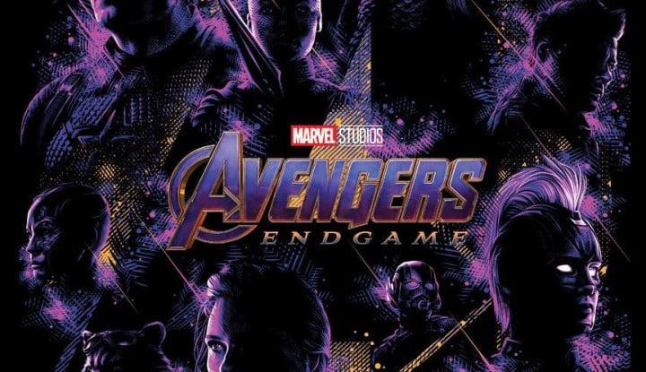 Awas Spoiler! Hindari Spoiler Avengers: Endgame dengan Cara Ini - Warta Ekonomi