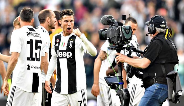 Atletico Kalah dari Juventus, Simeone Tetap Beri Pujian - Warta Ekonomi