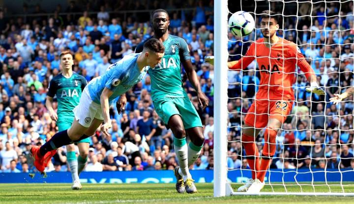 Jadwal Laga Terakhir Liga Inggris, City atau Liverpool yang Juara? - Warta Ekonomi