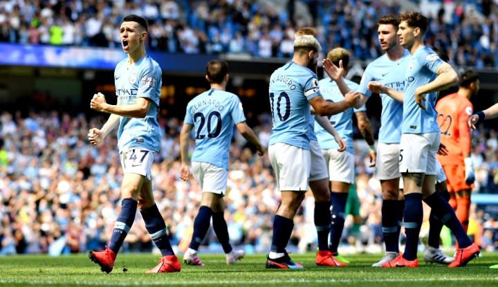 Rodrigo: Man City dan Liverpool, Dua Tim Terbaik Dunia - Warta Ekonomi