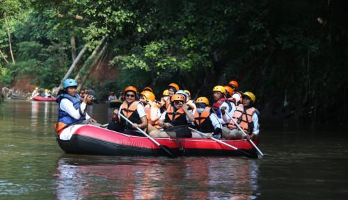 Foto Milenial Askrindo Helat OBSC saat Hari Kartini