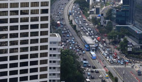 Foto Jangan Cuma Mobil, Sepeda Motor juga Harus Diterapkan E-TLE