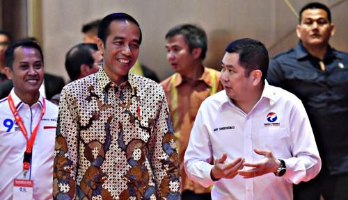 Foto Parpol Minta Jatah Banyak, Jokowi Bilang Enggak Apa-Apa