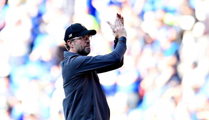 Klopp Sebut Liverpool Fokus Siapkan Laga Lawan Chelsea - Warta Ekonomi