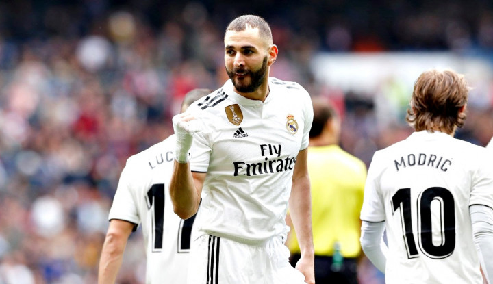 Madrid Berhasil Pecundangi Messi Cs di Laga El Clasico