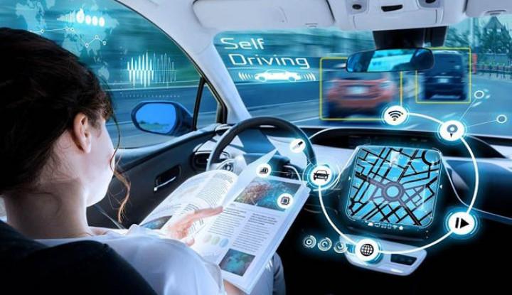 Boxbot, Kirim Barang Lewat Mobil Automasi - Warta Ekonomi