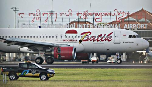 Pesawat Batik Air Rute Jambi-Jakarta Putar Balik, Basarnas dan Mobil Pemadam Kebakaran Siaga