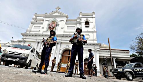 Foto Muslim Diteror, Sri Lanka Blokir Media Sosial