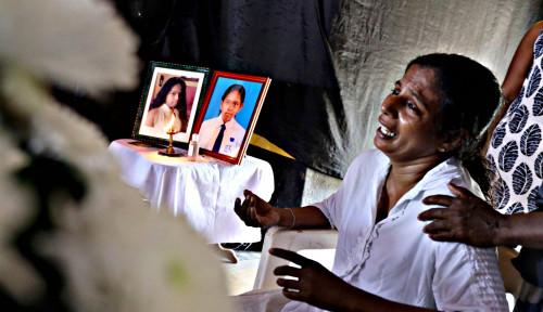 Foto Duka Mendalam Selebriti Bollywood untuk Korban Bom Sri Lanka